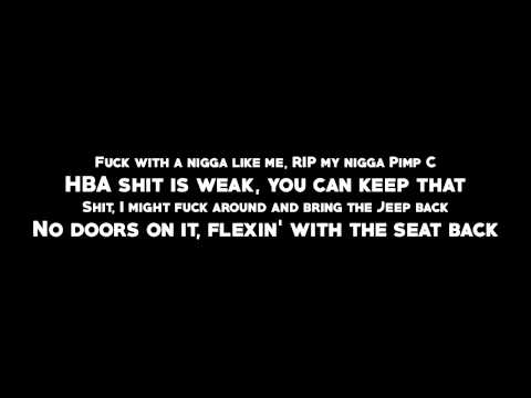 ASAP Rocky - Multiply Lyrics ( 2014)