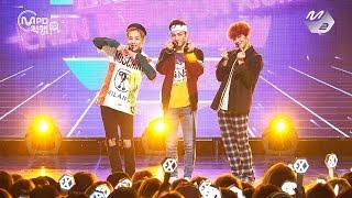 Gambar cover [MPD직캠 4K] 엑소-CBX (첸백시) The one 직캠 EXO-CBX Fancam @엠카운트다운_161103