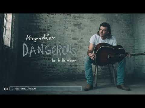 Morgan Wallen - Livin' The Dream (Audio)