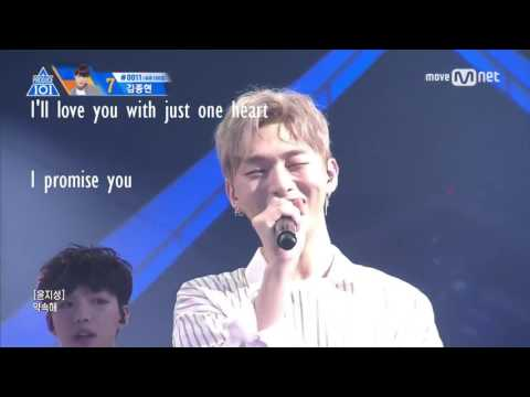 PRODUCE 101 SEASON 2 | ALWAYS | WANNA ONE | ENG |