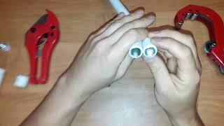 Как ровно отрезать трубу? обзор труборезов