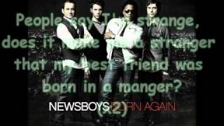 Newsboys - Jesus Freak (Lyrics)
