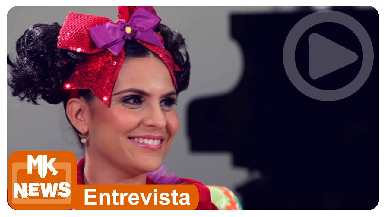 Aline Barros e Cia. - Entrevista News MK Music (News)