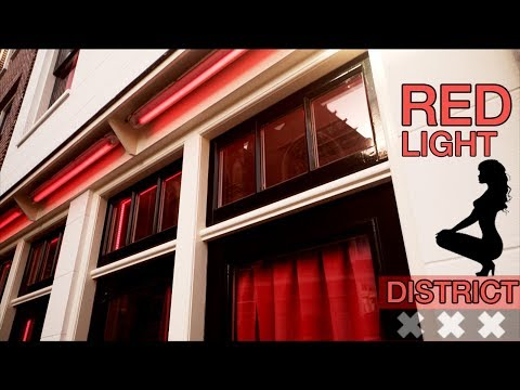 Prostitution in Amsterdam 2018 (Rose Buurt | Red Light District) | The Netherlands #4