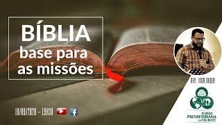 Bíblia base para as missões: Vídeo 3 - IPT