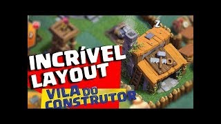NOVO LAYOUT CC3 ANTI 3 STAR ATUALIZADO 2018!Clash of Clans.