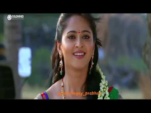 Prabhas & Anushka - Oh Jaaniya | Mirchi | Khatarnak Khiladi | Pranushka video | Darling & Sweety