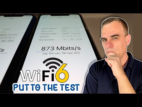 WiFi 6 Put To The Test! 802.11ax IPhone 11 Any Good?