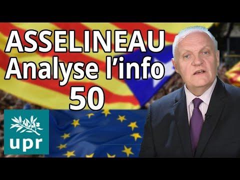 ENTRETIEN N°50 - Crise catalane - Symboles européens - Attentat de Marseille - Loi Travail