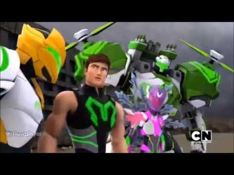 Max Steel Season 5: Turbo-Warriors Complete Film