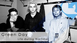 Watch Green Day Life During Wartime video