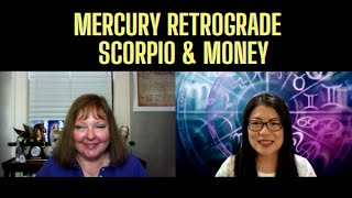 Mercury Retrograde, Scorpio & Money    Astrology Energy Update