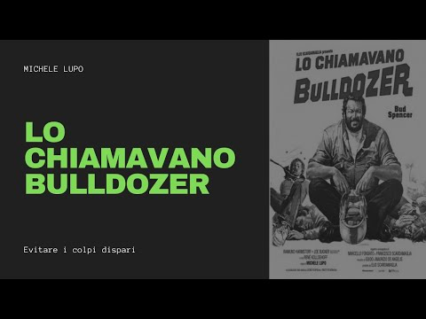 Trailer (DE): Lo Chiamavano Bulldozer (Michele Lupo, 1978)