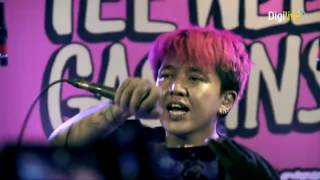Pee Wee Gaskins - Teriak Serentak (Live @ A Youth Not Wasted Launch Party)