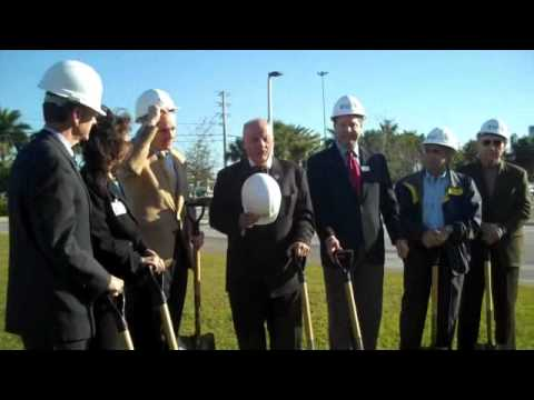 TFCU Ground Breaking for  NEW BRANCH in Pembroke Pines