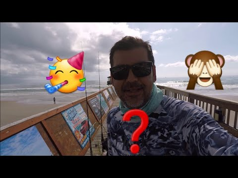I Got One Good News And One Bad News Guys! Sunglow Pier And Ponce Inlet Jetty Florida Summer Fishing