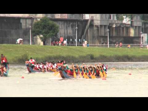 2012 Taipei Dragon boat 1st Race (Heat) - Schnedier Taiwan Design Center