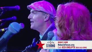 "James Taylor and Bonnie Raitt - ""You Can Close Your Eyes"""