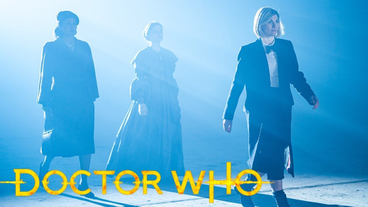 Doctor Who Spyfall Part 2 12x02 Discussion!