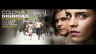 Colonia Official Trailer 2 2016   Emma Watson, Daniel Brühl Movie HD