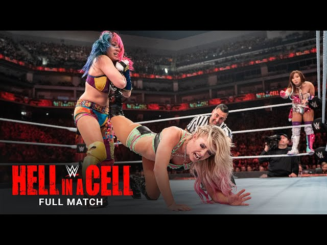 FULL MATCH - Bliss & Cross vs. The Kabuki Warriors - Tag Team Title Match: WWE Hell in a Cell 2019