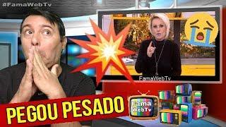 🔥CLIMÃO Ana Maria Braga se REVOLTA e manda INDIRETA A Pessoa é SOLITÁRIA
