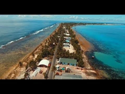 Climate change in the Pacific: Enabling early warning systems in Tuvalu (Promo)