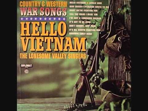 Lonesome Valley Singers - Hello Vietnam