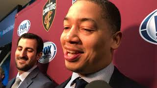 Cavaliers describe Cedi Osman's crazy pass