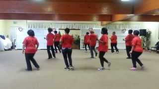 Homey Twist Line Dance