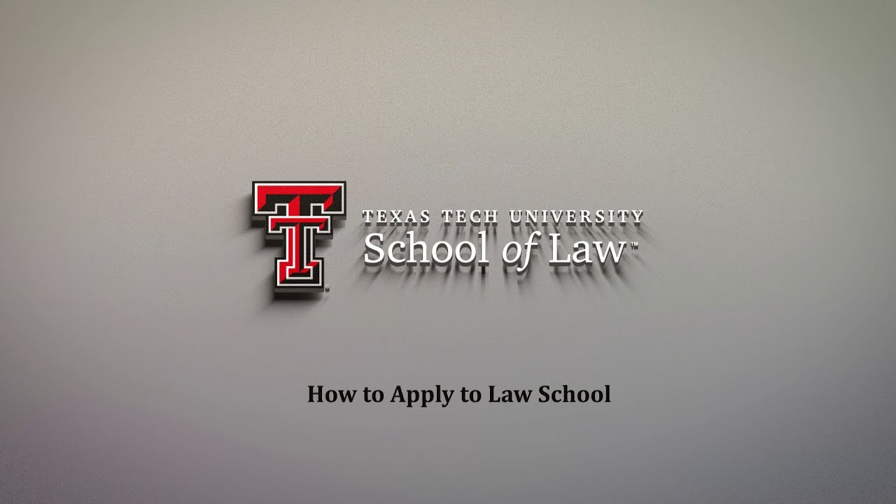 Texas Tech School of Law :: Admissions | Admissions | School