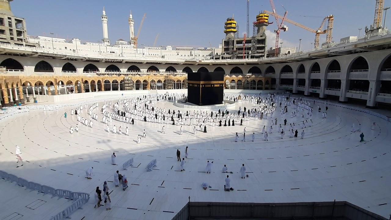 23 12 2020 Khana Kaba Beautiful View Morning Tawaf Makkah Live Today Now Tawaf Khana Kaba Live Youtube