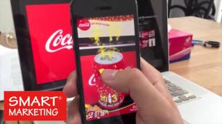 Smart Marketing Augmented Reality App for Coke Vietnam