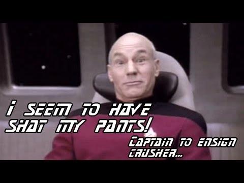 Star Trek Blooper That Aired