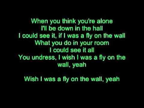 Tatu - Fly On The Wall (Lyrics)