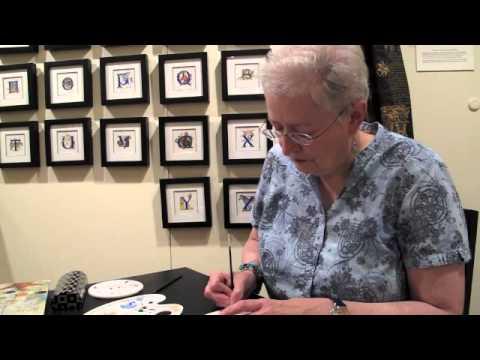 Heart & Hand: Debbie Thompson Wilson, Miniature Painter, Limner and FAIR 2012