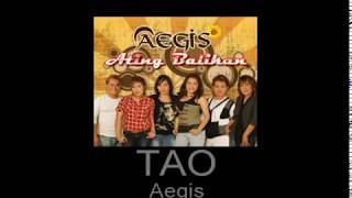 Download Tao By Aegis (With Lyrics) MP3 song and Music Video