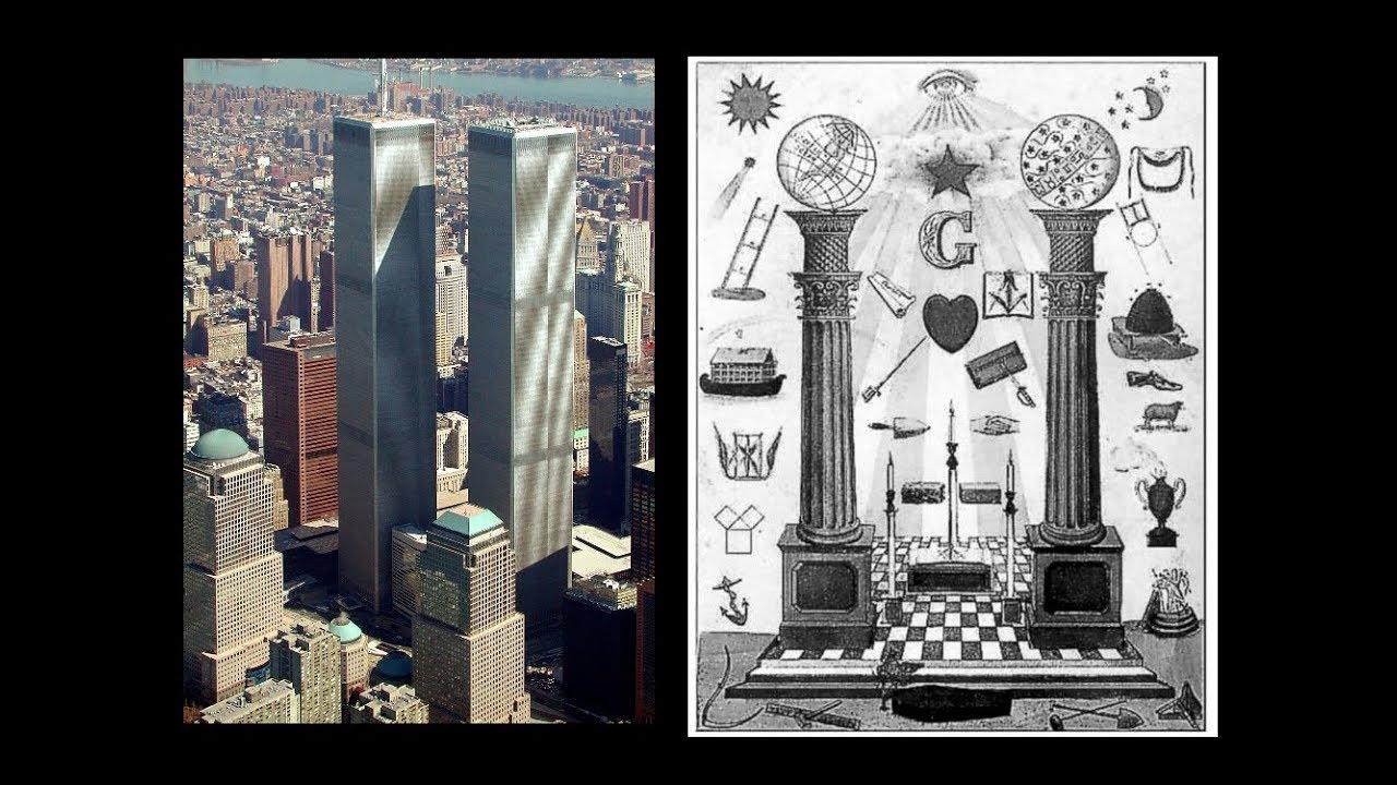 Occult 9/11 - Masonic Symbolism Explained