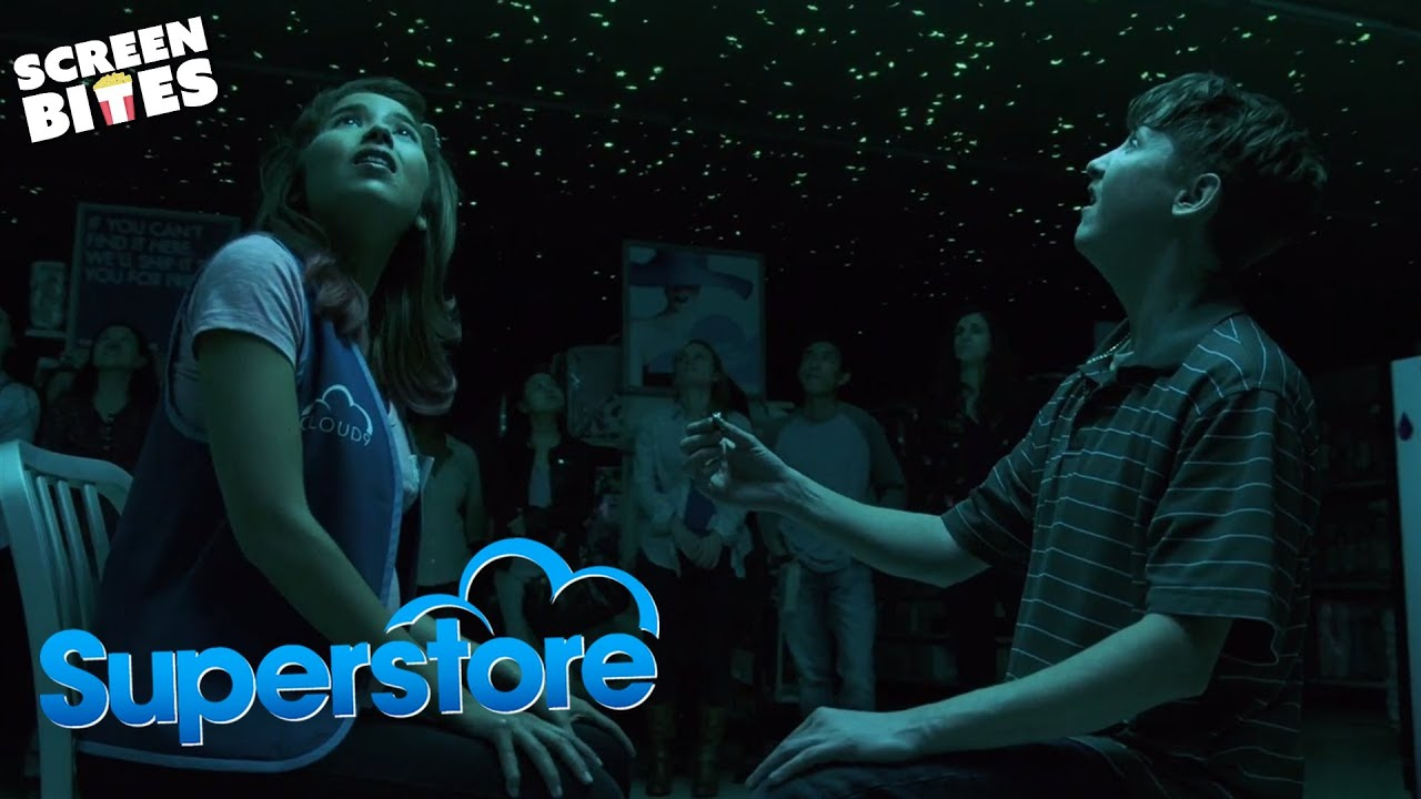Download Robbery Turns into a Proposal!   Superstore (Season 1)   Screen Bites