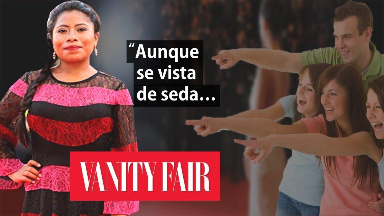 Resultado de imagen para Vanity Fair Yalitzia Aparicio