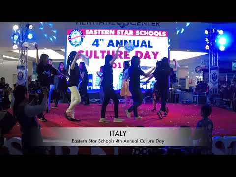 Eastern Star Schools' 4th Annual Culture Day: Italy