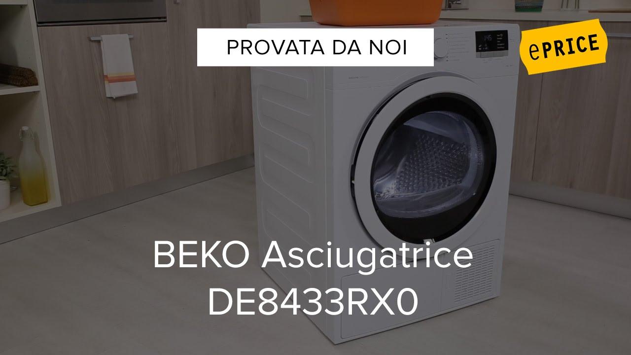 Video Recensione Asciugatrice Beko DE8433RX0
