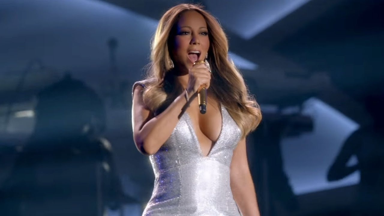 Mariah carey debuts infinity photo on dating website