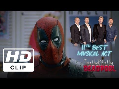 Era Uma Vez Um Deadpool | Clip Oficial Nickelback | Legendado HD