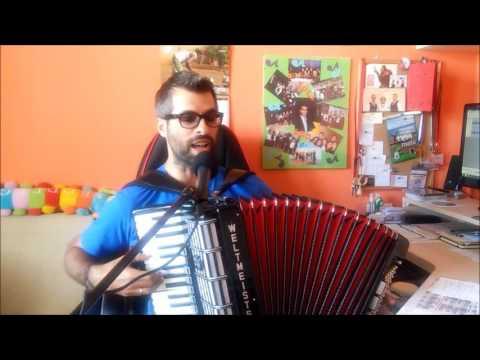 Hej Mazury akordeon
