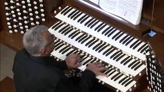 """""""PRELUDE IN E FLAT"""" by JS BACH performed by Maestro Hector Olivera"""