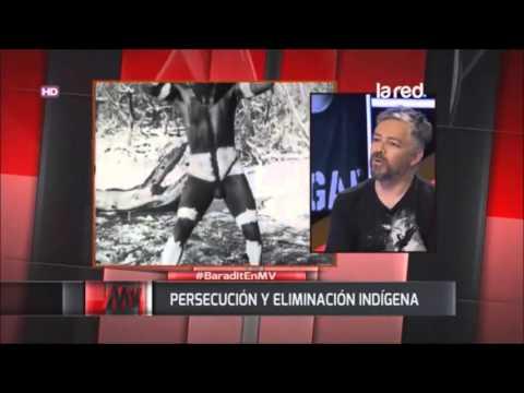 Jorge Baradit,Exterminio Y Persecución De Nuestros Pueblos Originarios.