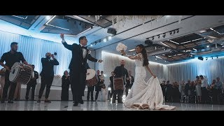 Maya + Tayfun | Wedding Highlights | Hyatt Place | Silver Arrow Films