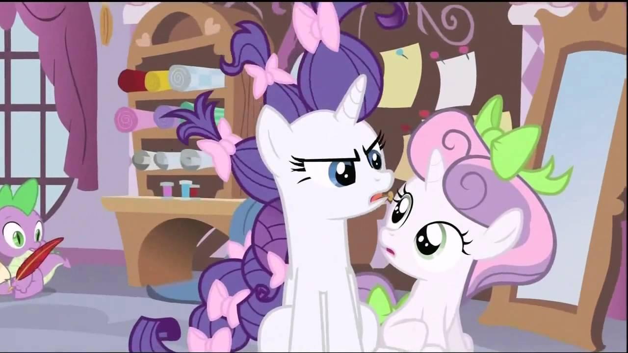MLP- Friendship is Magic Season 2 Episode 5- Sisterhooves ...