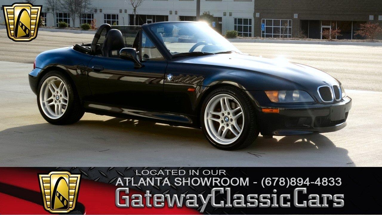 1998 bmw z3 roadster custom gateway classic cars of atlanta 130 [ 1280 x 720 Pixel ]